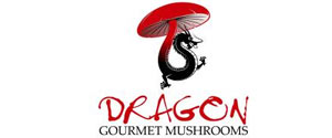 dragon gourmet mushrooms logo