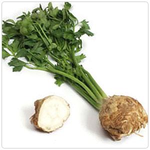 Celery Root aka Celeriac