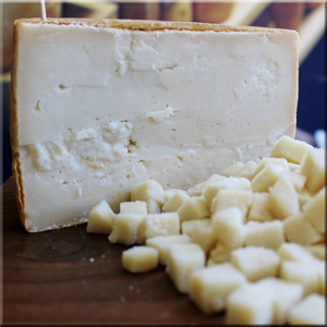 Capra Stanislaus Cheese - Nicolau Farms