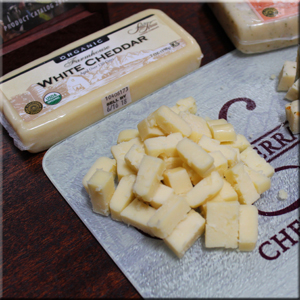 Cheddar (White) Cheese Block - Sierra Nevada