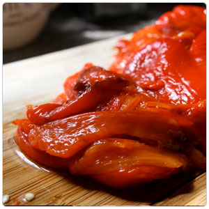 Puree - Roasted Red Pepper